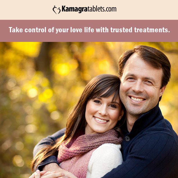 Try Authentic Kamagra to Reliably Counteract Erectile Dysfunction