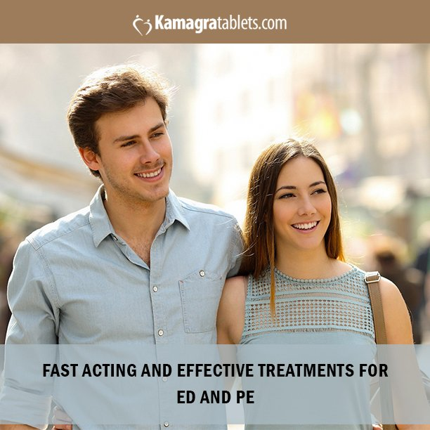 Kamagra in the UK is the Best Way to Treat Impotency
