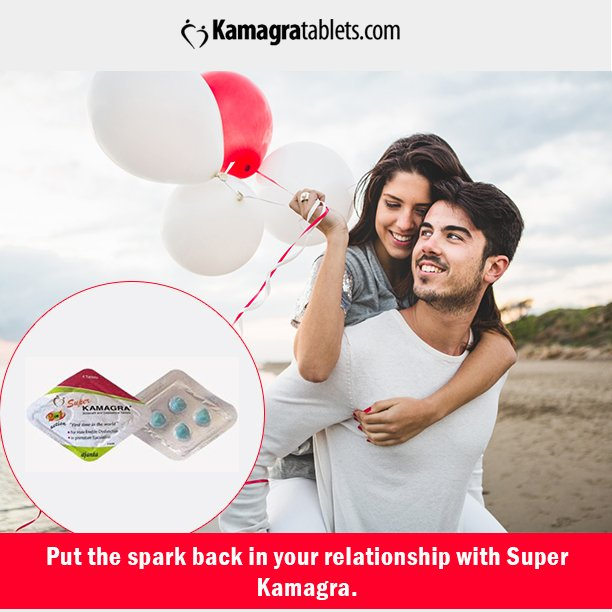 Buy Kamagra and Rekindle Your Love Life