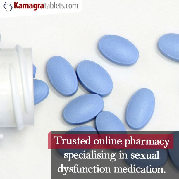 Why More Men with ED Buy Kamagra in the UK?